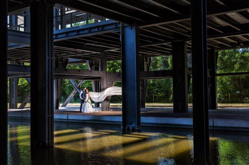 Hochzeitsarchitektur