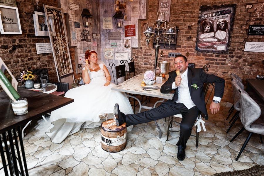 Brautpaarportraits und After Wedding Shoots - Auswahl