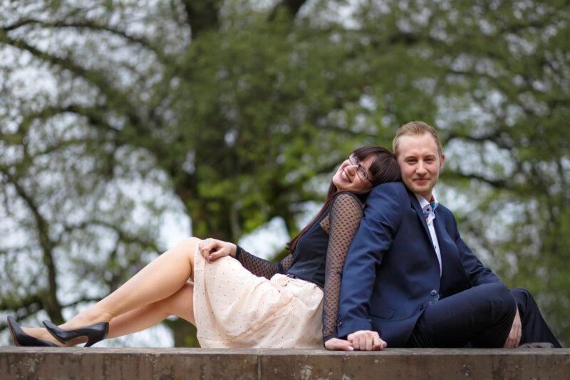 Wedding Photography Pre-Wedding Engagement